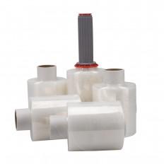 Stretchfolie Bündelfolie, 20 Mikron + Mini-Wrapper